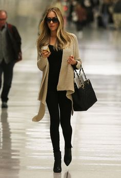 #Bag #Boots #Sunglasses #Airport Style #Fashion