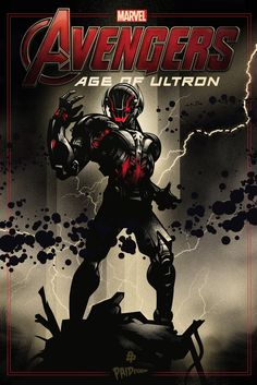 Avengers: Age of Ultron by Paul Ainsworth *