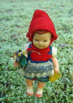 Little Red Riding Hood, vinyl.