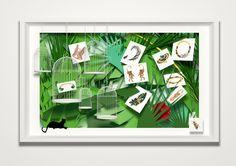Caroline Delmotte | Photographer : 3D, Concept Photographer, Fashion, Illustrator | LN'B, Agent de photographes