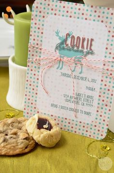 Share Tweet Pin Mail  I have never been to a cookie exchange before in my life…no worries I didn't feel too left out- ...