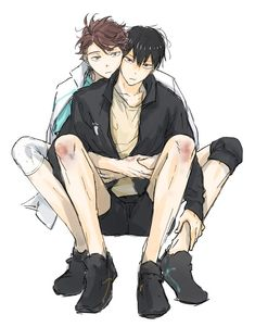 58 Best Oikage images in 2018 | Haikyuu ships, Kageyama tobio