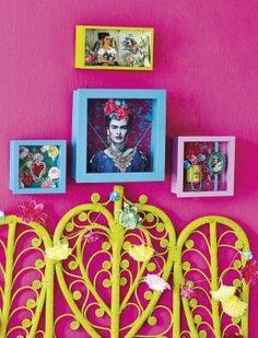 Frida Kahlo, uma mulher que representa a luta e a força de todas as mulheres, que lutou pelo que acreditava, que não aceitou que a limitass...