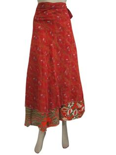 Red Long Skirt Dress with Open Waist Wrap Around Skirts Indiatrendzs Mogul Interior,http://www.amazon.com/dp/B00EUV3PL6/ref=cm_sw_r_pi_dp_2m0hsb13RNPVC4R5