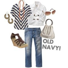All Old Navy!  Love a good deal on cute clothes...