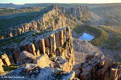 Ben Lomond at Dawn, Tasmania, Australia