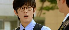 Lie to Me : Kwon Yool as Park Hoon gif