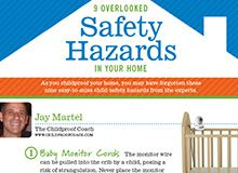 Overlooked Safety Hazards in the Home