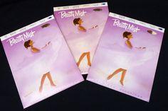 Beauty Mist Vintage Seamless All Nylon Stockings Hose Size M - Lot 3 Pairs NEW! #BeautyMist