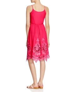 Maje Rayai Embroidered Dress - 100% Bloomingdale's Exclusive