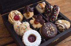 Masas secas Brownie Cookies, Chocolate Cookies, Sugar Cookies, Pan Dulce, Sweet Recipes, Cake Recipes, Sweets Cake, Candy Buffet, Fun Cooking