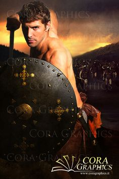Pre-made historical book by CoraGraphics.deviantart.com on @deviantART