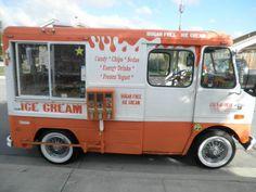 1969 Ice Cream Truck