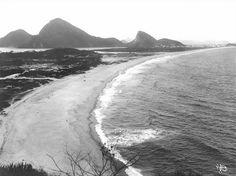 Praia do Leblon - Rio de Janeiro 1910