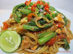 Home Cook Mee Mamak Goreng