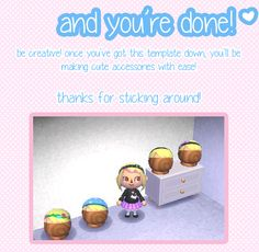 How To Make Hairbands on Animal Crossing New Leaf - A detailed tutorial!