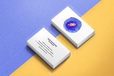 Business Card Mockup Template PSD