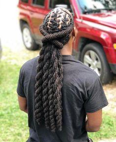 Hair Myths about Sedu Hair Styles Men Dread Styles, Mens Dreadlock Styles, Dreads Styles, Braid Styles, Dreadlock Hairstyles For Men, Black Men Hairstyles, Braided Hairstyles, Kid Hairstyles, Men's Hairstyle
