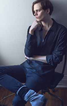 Bill Skarsgard...son of the amazing Stellan Skarsgard