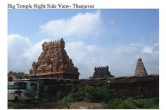 Thanjavur Big Temple Right Side View...
