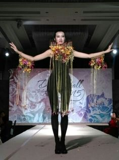 Floral Designer society of Singapore FDSS - Dream ball 2015