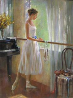 Figurative Painter An He