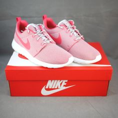 hot sale online 1ee75 57028 Nike Roshe Run Women 511882-018 Light Base Grey  Summit White-Volt-