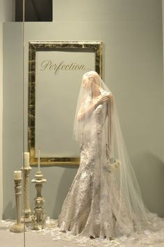 5 Unique Store Displays for a Bridal Retailer