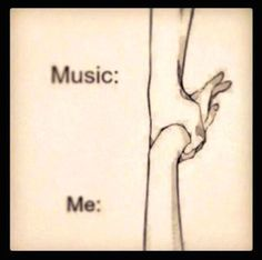Just in case somebody ask why music is so important to me. Well, because one simple reason; Because music has always been there to me. It is my dearest friend; what pulls me to continue in a hard life. (It's my life source! Music Lyrics, Music Quotes, Vinyl Music, Mood Quotes, True Quotes, Music Heals, Music Stuff, Music Is Life, Music Is My Escape