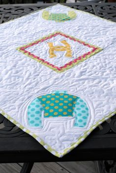 Jockey Silks, Winning Colors Table Topper - The Polkadot Chair
