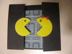 convite geek - Pacman