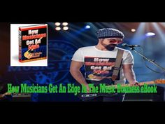 HOW MUSICIANS GET AHEAD IN THE MUSIC INDUSTRY eBOOK Music Industry, Musicians, This Book, Channel, Youtube, Books, Libros, Book, Music Artists