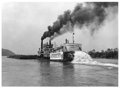 Steam Boats, Old Boats, Paddle Boat, Steamers, Historical Pictures, Water Crafts, Rafting, American History, Coast