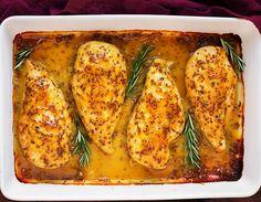 Κοτόπουλο με μέλι και μουστάρδα: μια συνταγή που θα σας μείνει αξέχαστη