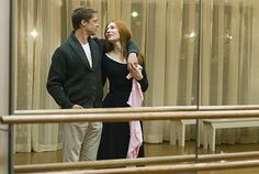 Brad Pitt & Cate Blanchett in The Curious Case of Benjamin Button
