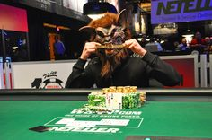 #WSOP - Hugo Pingray, vainqueur du Monster Stack.  #Winamax #Poker