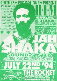 Jah shaka-Sound system