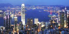 An unforgettable skyline view from #HongKong