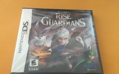 rise of the guardians nintendo ds game (new) factory sealed