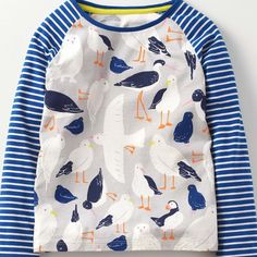 I have also been looking at some of latest designs from Mini Boden's Autumn Winter children's range. The current collection includes thes...
