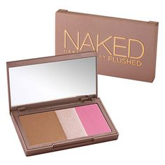 Urban Decay Naked Flushed Palette | cosmetics | BeautyBay.com