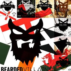 We are family...... @beardedvillainsuk We are proud to be a part of @beardedvillains  We are fully supportive of our Scottish Brothers, Irish Brothers and Welsh brothers who have shown Loyalty not only to @beardedvillains But in being part of the UK Chapt