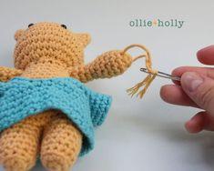 Free Nurse Cat Amigurumi Crochet Pattern - Ollie + Holly   Amigurumi Crochet Patterns Nurse Cat, Stuffed Animal Cat, Cat Amigurumi, Magic Circle, Fabric Glue, Paintbox Yarn, Stitch Markers, Single Crochet, Arm Warmers