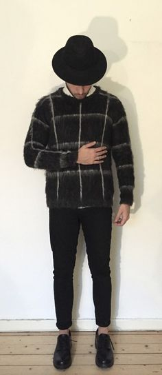 New in Black StylebyFJ Hat Levis Weekday