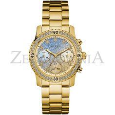 ZEGAREK DAMSKI GUESS http://zegarownia.pl/zegarek-damski-guess-confetti-w0774l2