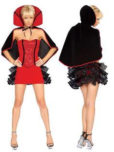 Stickup Acrylic Spandex Womens Fantasy Costume Atrevete da87a6256b9b