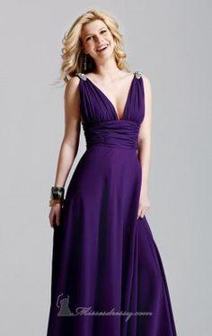 Chiffon Dress by Faviana 5801