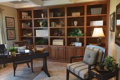 Built-In Cabinet Inspiration | Legacy Crafted Cabinets