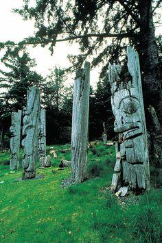 Haida Gwaii, British Columbia (Formerly Queen Charlotte Islands)