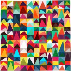 Poster | ABSTRACT GEOMETRIC MOUNT von Budi Kwan | more posters at http://moreposter.de